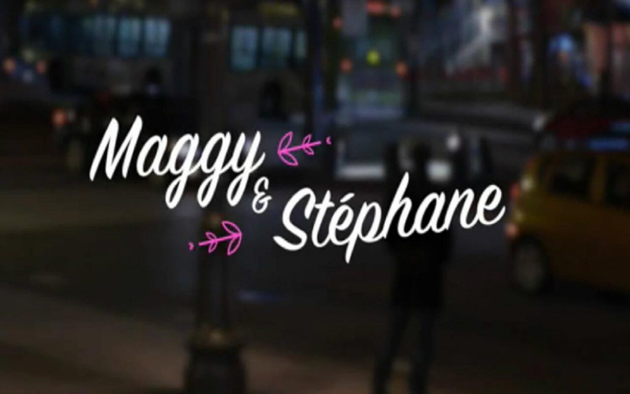 Mariage Maggy et Stéphane