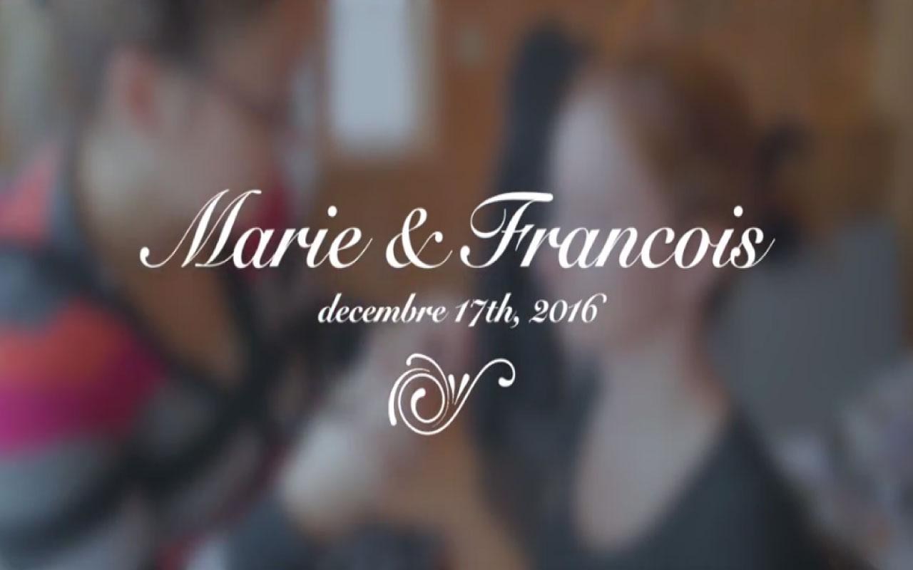 Marie et François